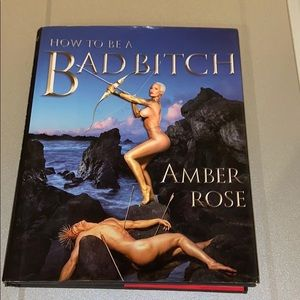 """Book: """"How to be a bad bitch"""""""
